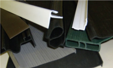 Bottom Astragals and Garage Door Parts
